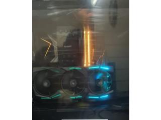 كرت الشاشة Asus RTX 2080 super للبيع