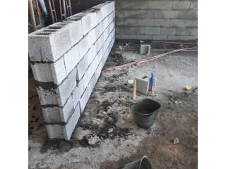 بناء ملاحق وترميمات