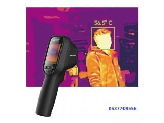 جهاز قارئ كاميرا حرارية جرافيك لكشف كورونا
