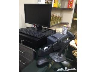 جهاز كاشير برنامج محاسبي لجميع الانشطة بالرياض