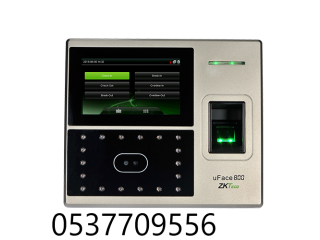 جهاز بصمة الحضور والانصراف ZKTECO UFACE 800
