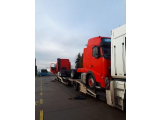 شاحنه فولفو fh460 موديل : 2012 بحالة نظيفة جدا للبيع