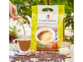 كريمة القهوة بدون سكر