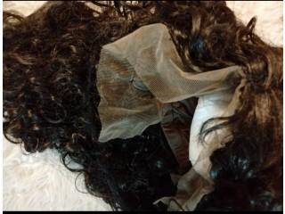 باروكة شعر