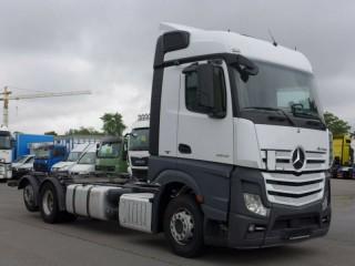 للبيع شاحنه مرسيدس اكتروس 1844 //mp3 ((4*2 موديل : 2012