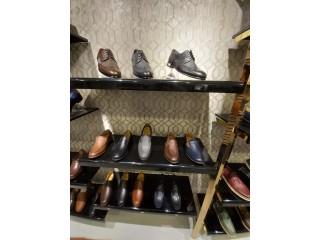 تم افتتاح الأسد الذهبي للأحذية الرجالية