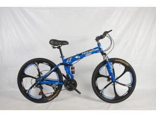 دراجات هوائية رياضية قابلة للطي
